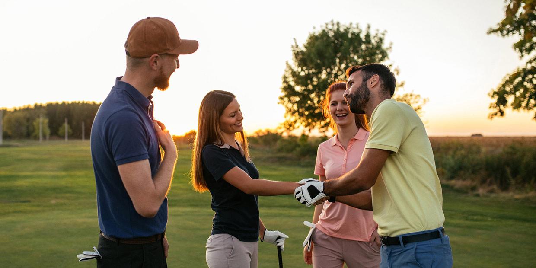 seilaa golfmatkalle viroon