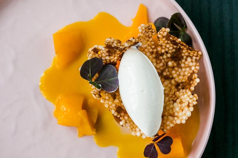 Sfäär on yksi Mika Pajulan mieleen olevista ravintoloista.