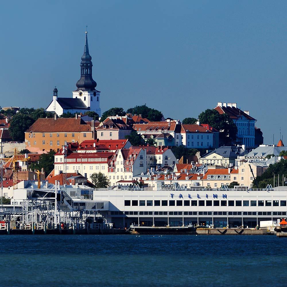 Tallinna, Lähde: Toomas Volmer, Tallinn City Tourist Office & Convention Bureau