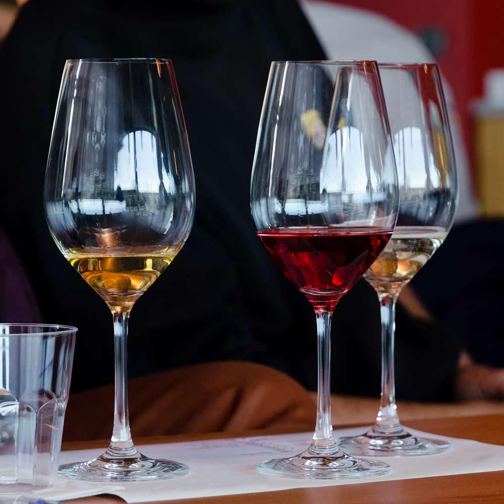 Viinitasting ryhmille